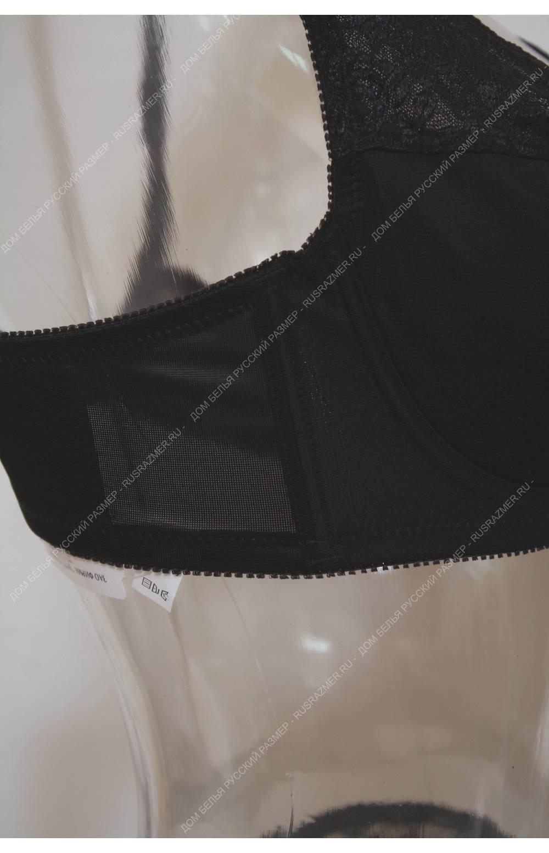Бюстгальтер Черёмушки 0496 (Черный)