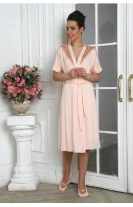 Халат женский EMMI 38120-2 (Розовый)