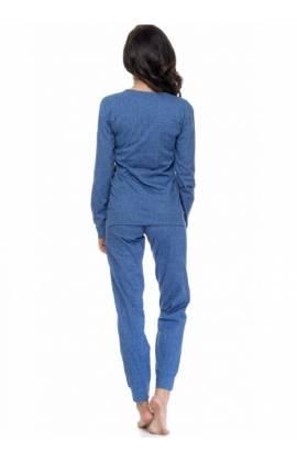 Пижама женская Dobra Nochka 9094 (Синий)