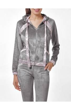 Куртка Bliss 1115о (Серый)