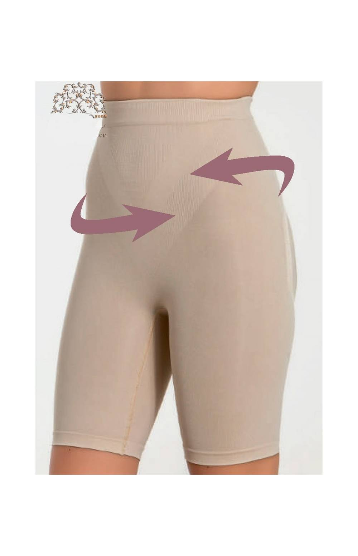 Панталоны корректирующие Miss Fit 34314 (Бежевый)
