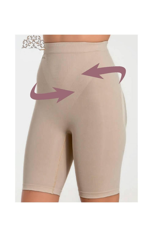 Панталоны корректирующие Miss Fit 1203 (Бежевый)