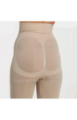 Панталоны корректирующие Miss Fit 1227 (Бежевый)