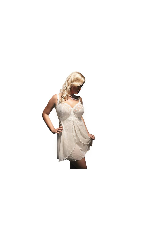 Бюстгальтер-Сорочка Kris Lain Fortuna (Молочный)
