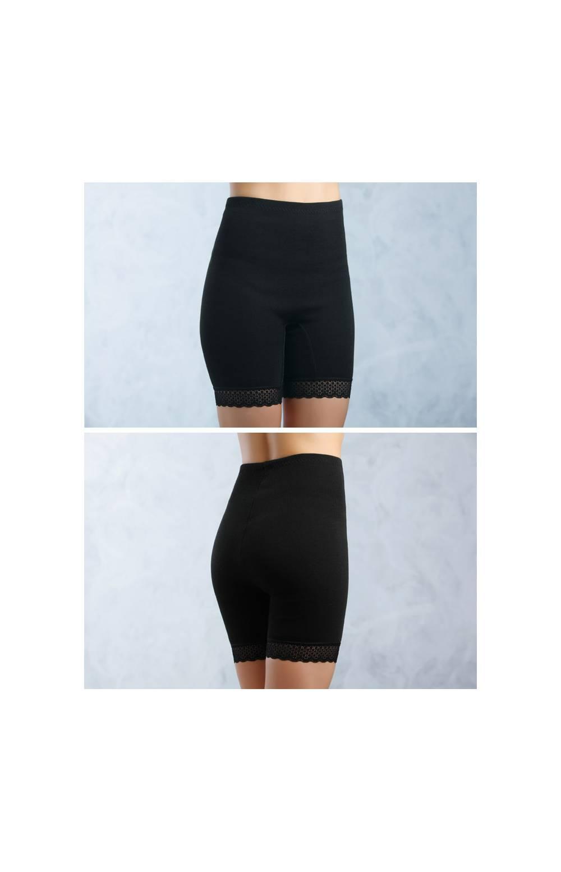 Панталоны шерстяные Новое Время Т010 (Черный)
