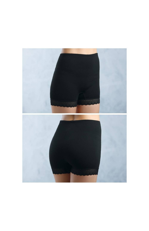 Панталоны шерстяные Новое Время Т011 (Черный)