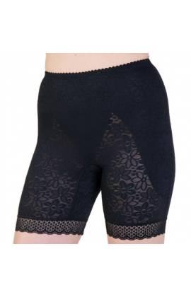 Панталоны корректирующие большого размера Черёмушки 0049-1 (Черный)