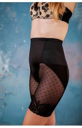 Панталоны большого размера Лолита 8662 (Черный)