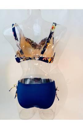 Купальник раздельный SunShine 8848 (Синий)