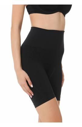 Панталоны бесшовные корректирующие живот Лолита 9531 (Черный)