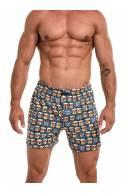 Трусы-боксеры мужские Cornette CLASSIC 001/011 (Разноцветный)