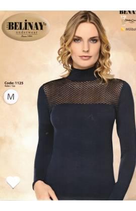 Сорочка с длинным рукавом IRA 1125 (Черный)