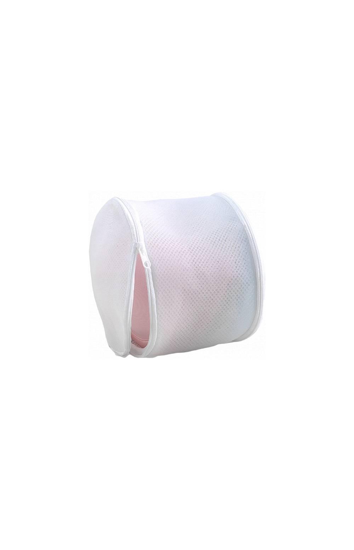 Мешок для стирки бюстгальтеров с пластиковыми бортами Лолита 004 (Серый)